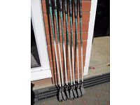 Ladies Graphite Wilson Staff D100 Irons (5-PW)