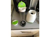 Smoothie maker straight to cup
