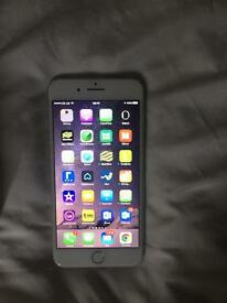 iPhone 6 Plus 16 gig space grey/white