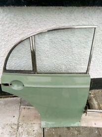 Moris Minor Rear Door with Repair Panel
