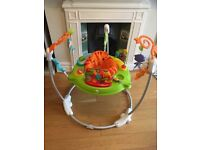 Fisher Price Jumperoo in good condition