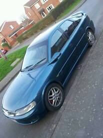 Vauxhall vectra sri 130 dti