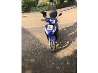 Honda vision 110cc scooter