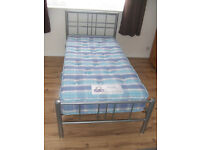 Dreams Single 3ft Bed with Slumberland Mattress in VGC (Poss 2 Available)