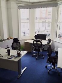 Superb 4-6 Person Office Just Of Palmeira Square In Hove