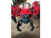 Mecca Robotic spider