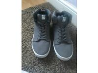 Men's size 11 crosshatch trainers high tops