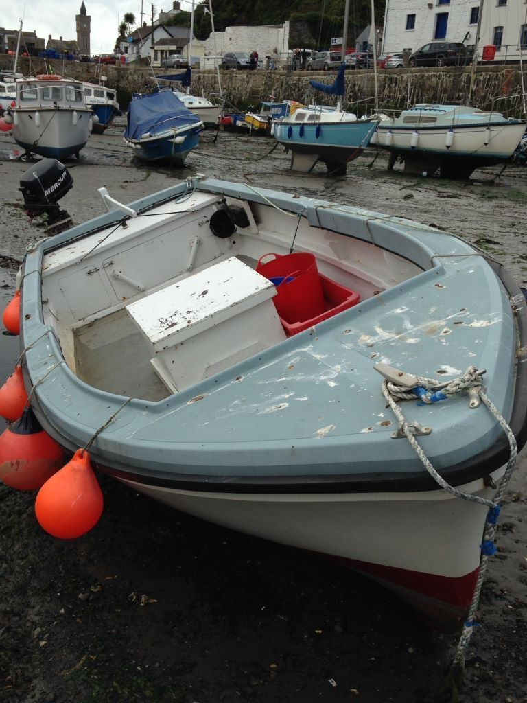 Oyster 16ft fishing boat for sale porthleven cornwall for Jet fishing boats for sale