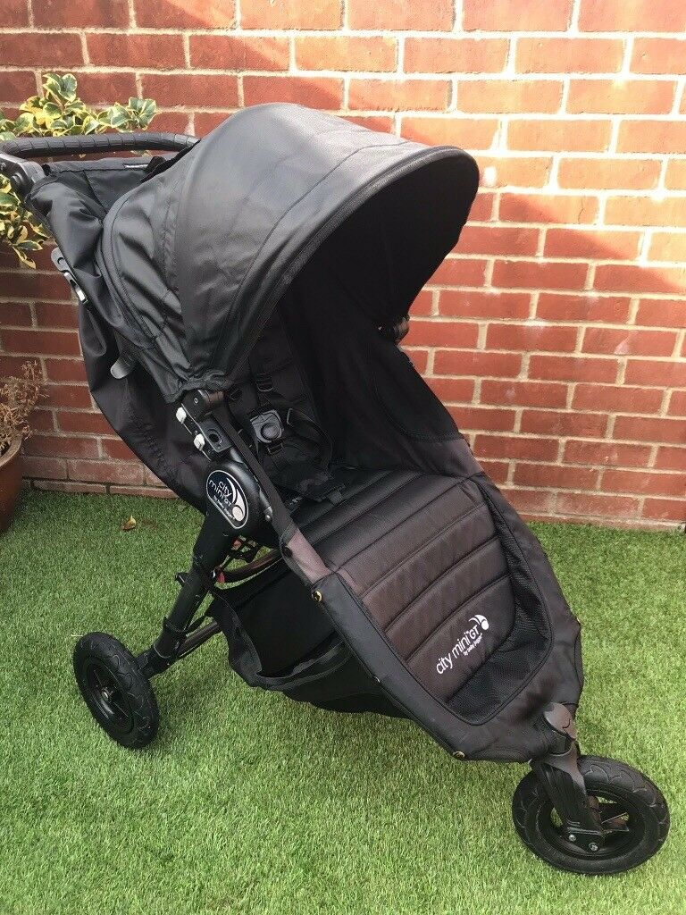 Baby Jogger City Mini Gt Black Good Condition In Hedge End Hampshire Gumtree