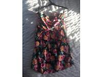 Beautiful Strapless Dress - Size 10
