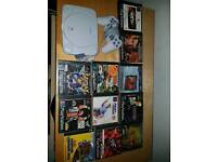Ps1 with 11 games