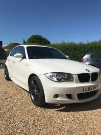 BMW 120d M Sport - High Spec with rare options