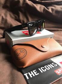 Authentic Rayban Wayfarer 2140 50mm Lens Unisex Brand New Sunglasses