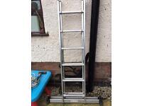 Ladders (platform) hand tools, and barrow