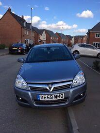Vauxhall Astra 1.6L Elite Design 12 months MOT