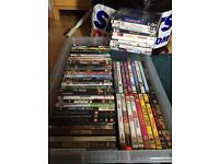 Various dvds as shown