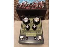 Earthquaker Devices Gray Channel Overdrive Fuzz Pedal