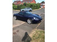 Mint Boxster s with fsh I don't think you will find one better