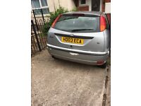 Ford Focus £300 Ono