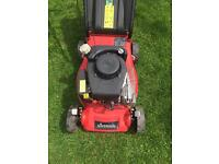 Sovereign xss40a petrol lawnmower