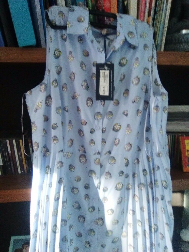 Brand new Limited Pale Blue dress size 14 Style number: T69/0994/2389J