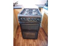 50cm Hotpoint Gas Cooker