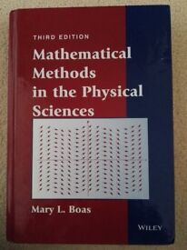Boas - Mathematical Methods in the Physical Sciences (Third Edition)
