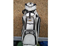 Powakaddy Cart bag well used and worn