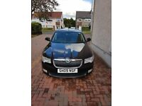 Skoda Superb 2009 Diesel Black