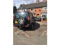 Land Rover discovery td5 Es 52 reg