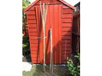 """GARDEN CANES. - 10x 72"""" and 12x 48"""""""