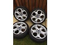 FORD FOCUS/MONDEO/TRANSIT CONNECT ALLOYS