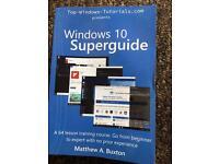 Windows 10 super guide £6