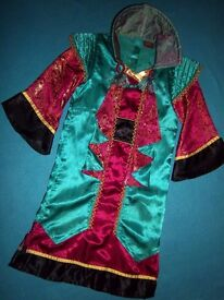 Age 5-7 King Dressing Up Outfit IP1