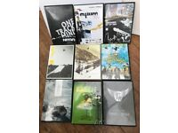 Snowboarding DVD Bundle