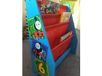 Thomas the Tank Engine bookcase & Storybook