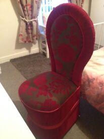Lovely dresser chair