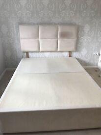 King Size Bed Duvan