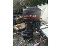 60hp mariner boat outboard
