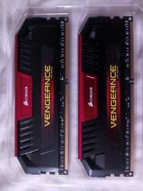 Memory stick Corsair Vengeance DDR3 1600MHz (2x8GB)
