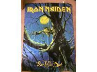 Iron Maiden Giant Textile Flag