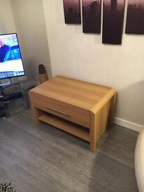 Large Wooden Storage and Entertainment unit