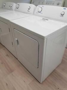 Used electric Dryers starting at $200. 1 Year warranty