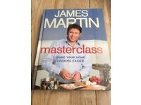 James Martin cookbook