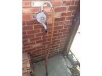 oil drum pump £10