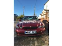 Jaguar x type 2.0 diesel spares or repair