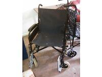 Wheelchairs ×2