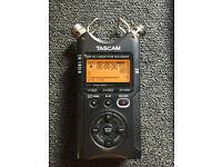 Tascam DR-40 Digital Audio recorder (up to 96K)