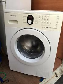 Samsung diamond 6kg washing machine, immaculate condition, can deliver, thanks