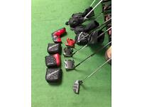 Taylormade spiders and odyssey toe up (L@@K)